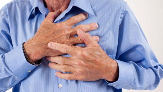 O durere în piept ar trebui să te trimită de urgenţă la medic