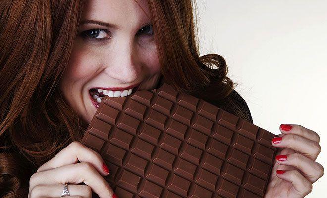 Încă un motiv să mănânci ciocolată