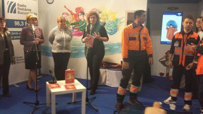 A fost lansat Ghidul de educaţie medicală  Sunt primul ajutor – SPA junior
