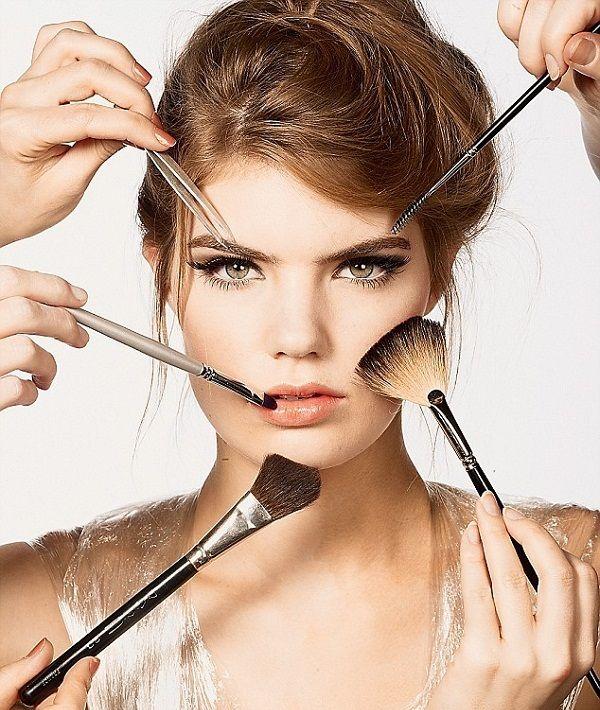 Cum să-ți faci un machiaj în funcție de forma feței