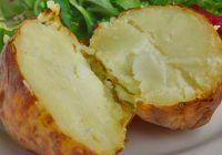 Dacă e gătit corect, cartoful scade tensiunea și menține colonul sănătos