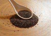 Semintele de chia sunt unele dintre alimentele cu cel mai valoros continut nutritional.
