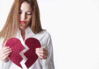 Durerea in corp este reala dupa despartirea de persoana iubita