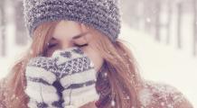Cum te îmbraci și ce trebuie să mânânci iarna?