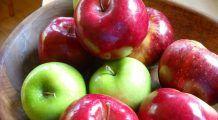 Un măr pe zi ține doctorul departe!