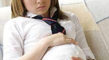 România este pe primele locuri în UE în ceea ce priveşte naşterile la minore