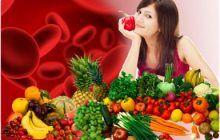 Ce e bine să mănânci sau să eviți în funcție de grupa de sânge