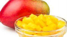 Scade tensiunea și combate cancerul. 10 motive importante să mănânci mango