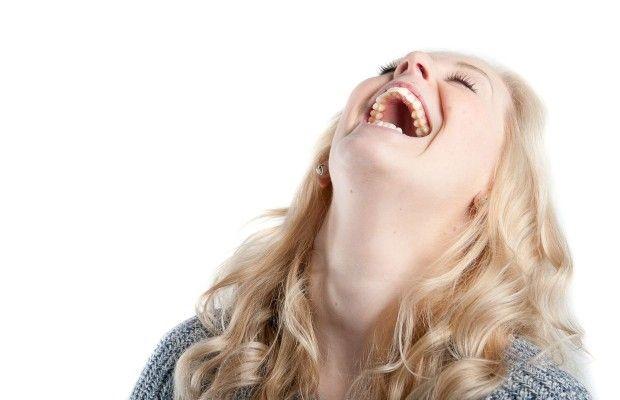 Efectele unei porții de râs asupra sănătății