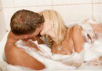 Dragostea în cadă, o experiență care îți poate afecta sănătatea?