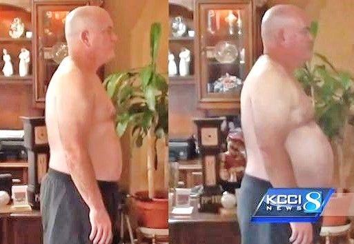 Cum a reușit un bărbat să slăbească 16 kg cu mâncare de la McDonald's