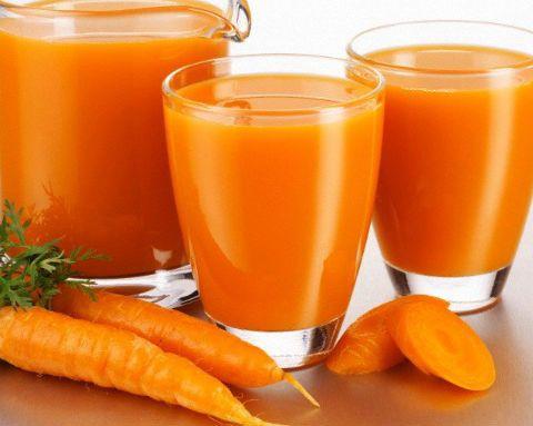 Sucul de morcovi face minuni pentru sănătate