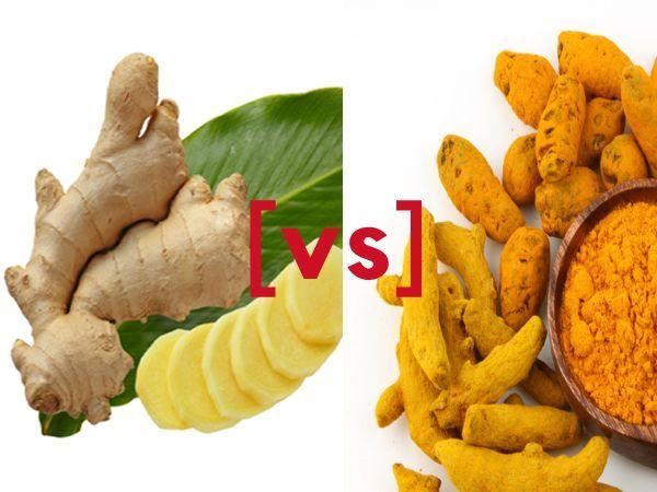 Ghimbirul și cucurma, condimentele minune care țin bolile la distanță