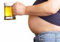 Burta de bere, mit sau realitate?