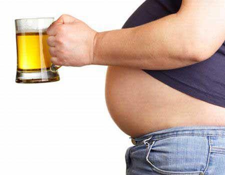 Cum să scapi de burta de bere