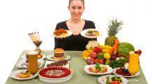 Cinci paşi către o alimentație echilibrată