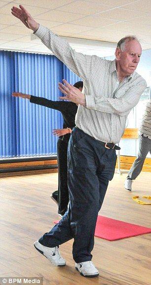 Un bărbat de 67 de ani susține că s-a vindecat de diabet cu ajutorul unui antrenament-minune de 12 minute