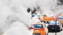 Poluarea aerului, în București, a atins cote alarmante. Pneumolog: Este a treia cauză de deces!