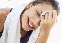 Injecția miracol care stopează transpirația excesivă