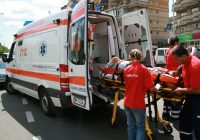 Un român cu accident vascular cerebral a fost externat din greșeală