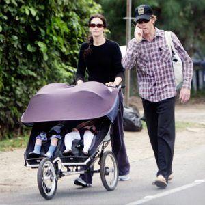 Julia Roberts, cu gemenii aduși pe lume prematur