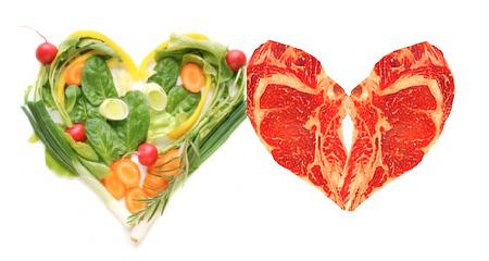 Vegetarian versus carnivor: cine e mai sănătos?