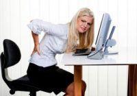 Durerea de spate: scapă de ea cu căldură!