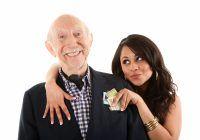Pe măsură ce înaintează în vârstă,  bărbații încep să prefere femei mai tinere, care să le confirme statutul de cuceritori