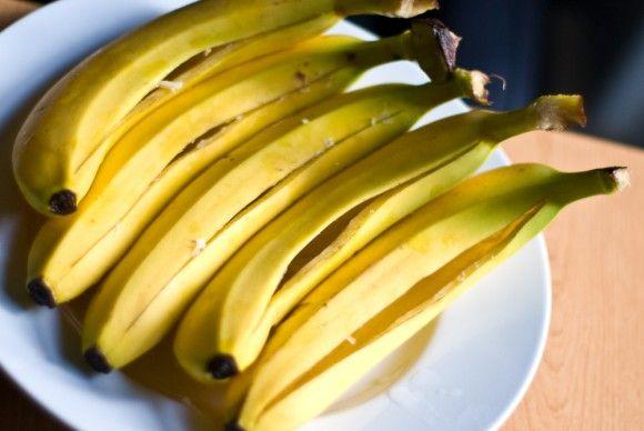 Coaja de banana: efecte miraculoase. Ce poti trata cu ea