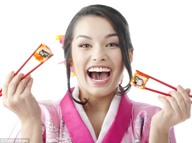 Trucurile japonezilor. De ce sunt slabi şi trăiesc 100 de ani?