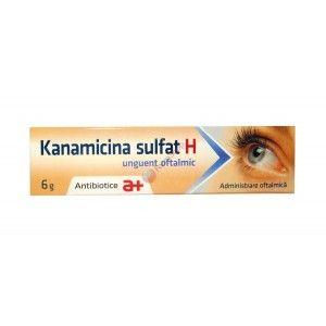 KANAMICINA SULFAT H, Unguent Oftalmic