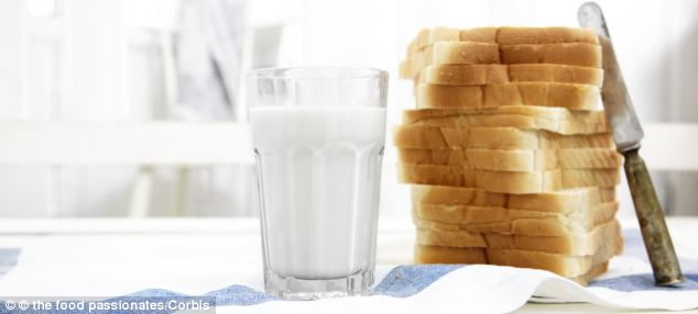 Te îngrași sau nu de la pâinea albă?