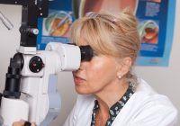 Medicul oftalmolog Speranta Schmitzer