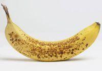 Efectele nebănuite ale bananelor FOARTE COAPTE