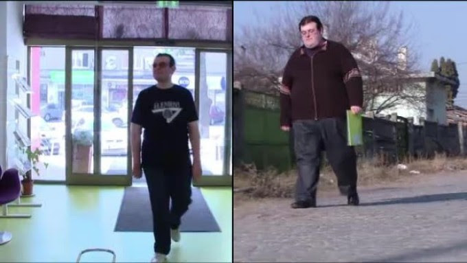 Marian Oprea a slabit intr-un timp record, peste 100 de kilograme.