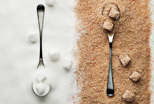 Dieta noastră TREBUIE să conțină zahăr