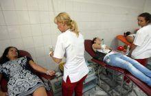 Acțiune de donare de sânge, în perioada 19 – 21 mai