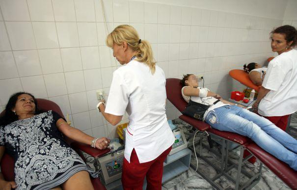Unde si in ce conditii poti fi donator de sange. Cel 40 de centre din România
