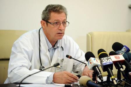 Ce spune prof. Streinu Cercel despre posibilitatea unei infecții cu Ebola în România?