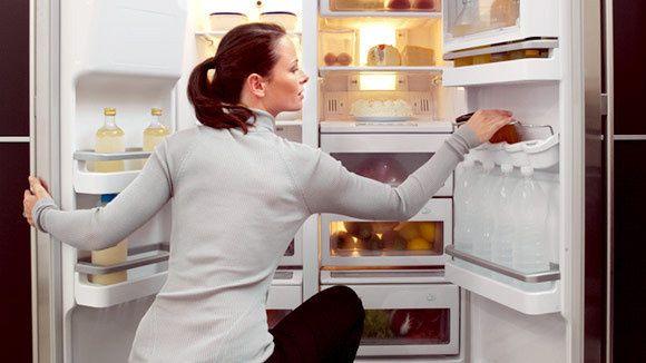 Cum se aranjează corect alimentele în frigider?