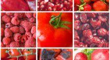 Distrug celulele canceroase și scad colesterolul . Ce minuni pot face super-alimentele de culoare roșie