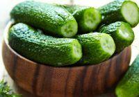 Ce se întâmplă dacă mănânci castraveți reci?