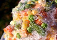 Ce alimente sunt mai sănătoase dacă sunt păstrate congelate?