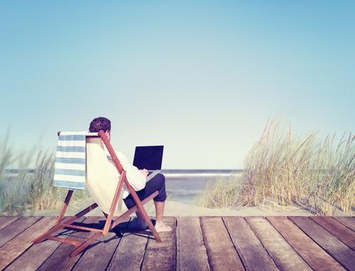 S-a mai demontat încă un mit în legătură cu angajaţii care lucrează de acasă