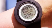 Cât mai ai de trăit? Ceasul care îți calculează data morții