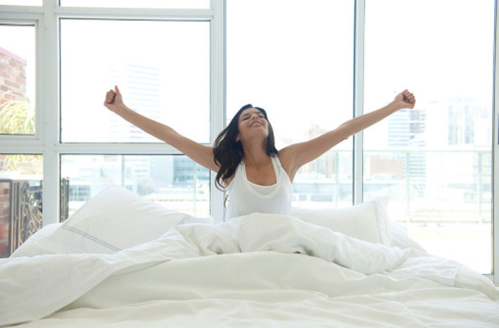 5 metode să te trezeşti repede dimineaţa fără cafea