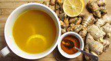 Trei ceaiuri cu ghimbir care topesc grăsimea de pe burtă