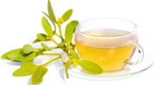 Ceaiul de vâsc, leacul-minune al iernii. Află de ce boli te scapă