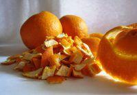 Nu aruncați cojile de portocale! Iată ce conțin