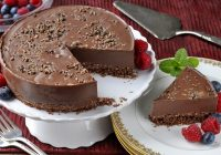 Cum să prepari o prăjitură delicioasă fără zahăr. Nu îngrașă și nu are nevoie de coacere